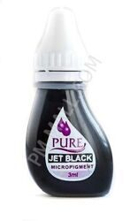 Pure Jet Black (Eyeliner color)